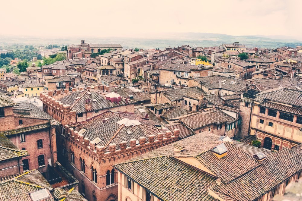 DAY 3 - Time to explore: you will visit the beautiful city of Siena. You will be free to discover the culture & locals of the Tuscan capital!