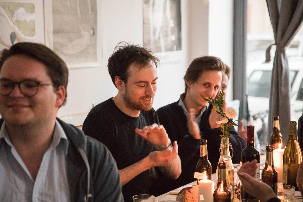 Team dinners -