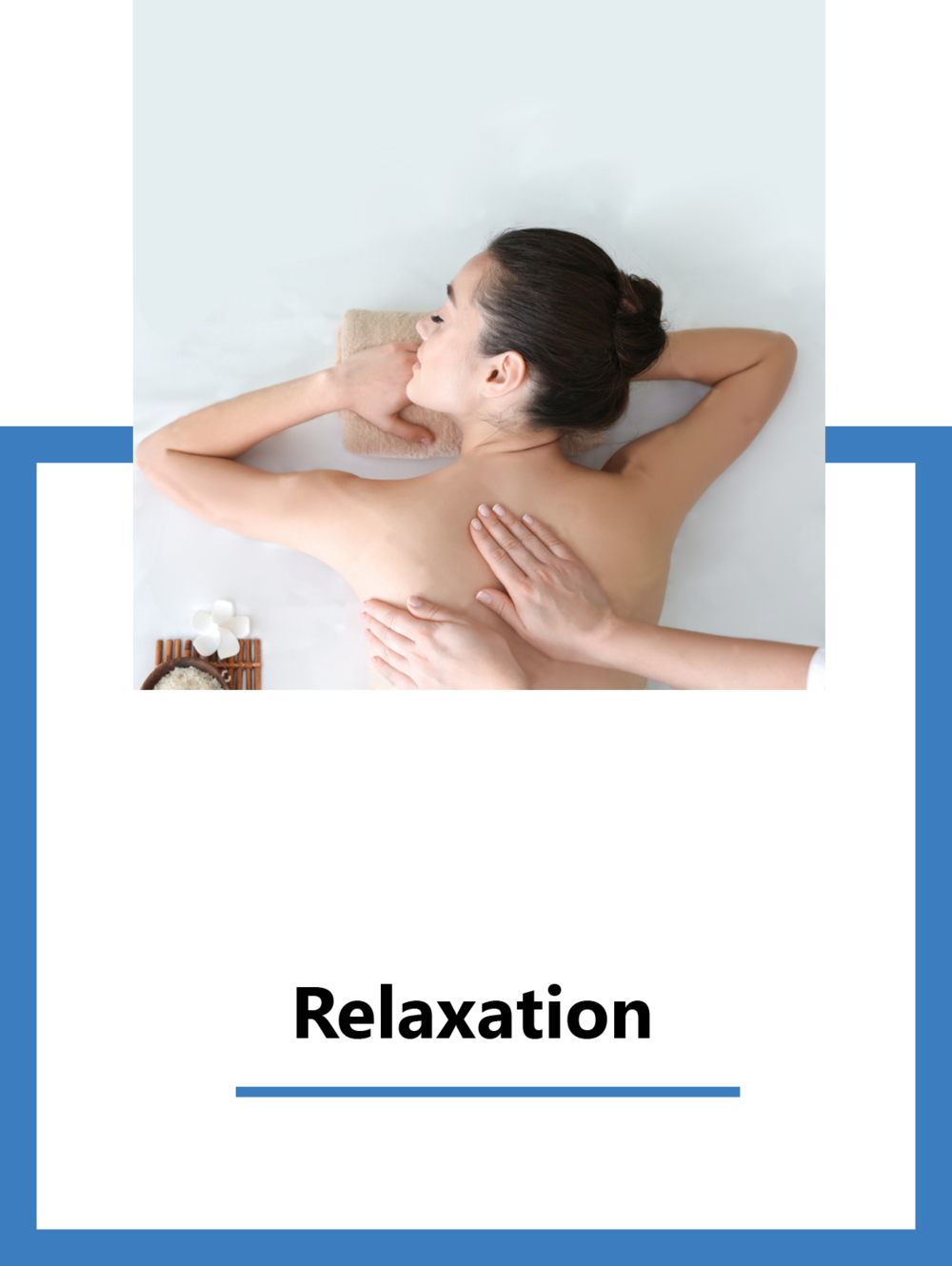 TCM massage and relaxation