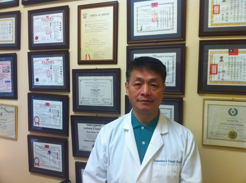 Dr. Tsing Medical Doctor and Acupuncturist
