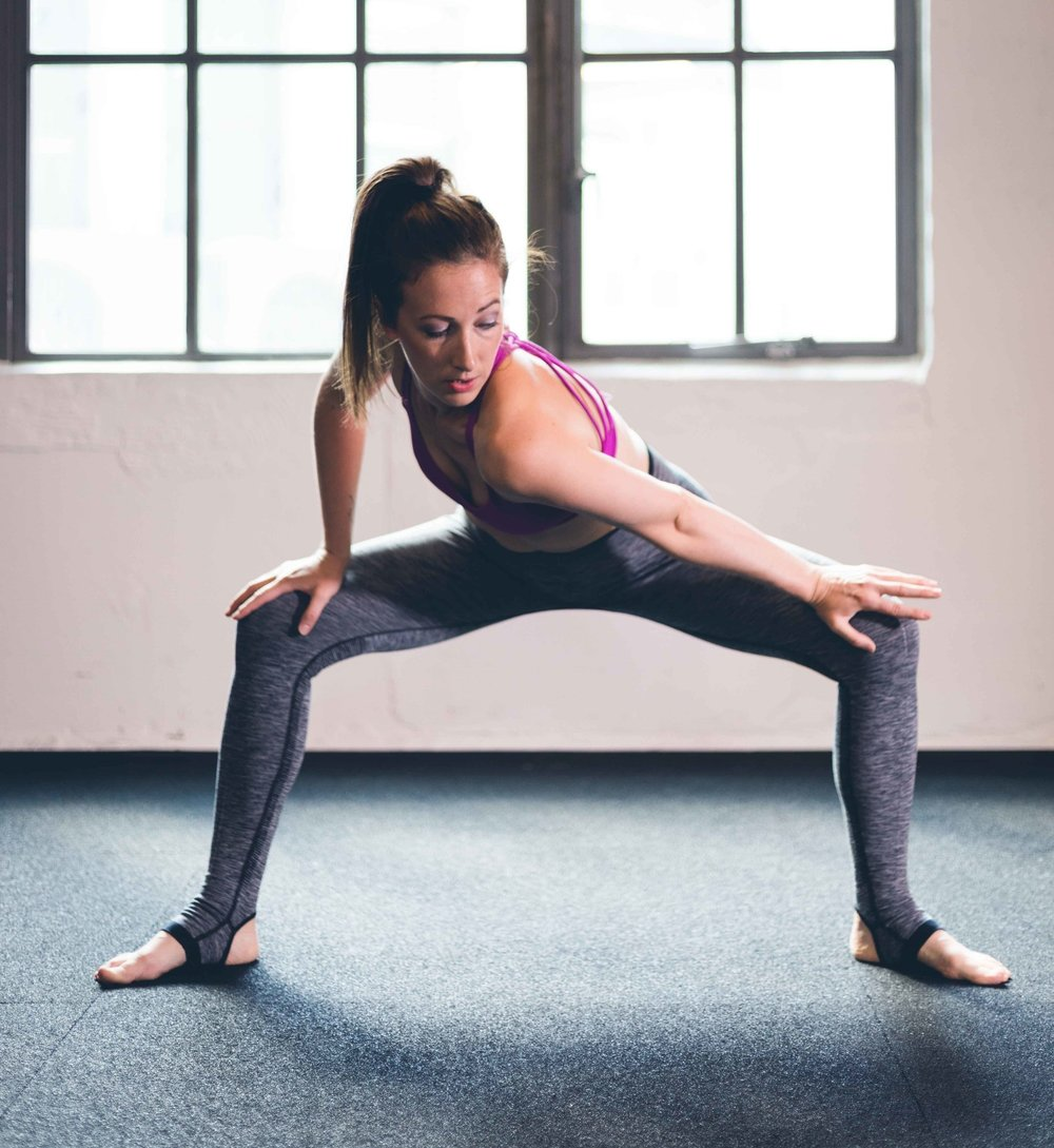 Embodied Vinyasa - A Q&A with Nathalie Joel-Smith