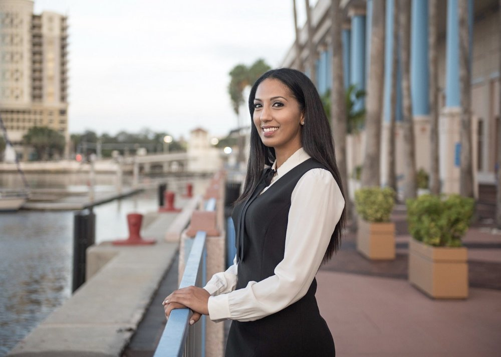 Salma Benkabbou of The Benkabbou Law Firm, PLLC