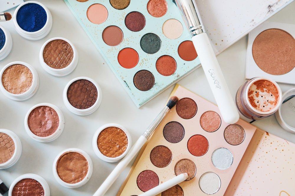 Pressed Eyeshadow Palettes