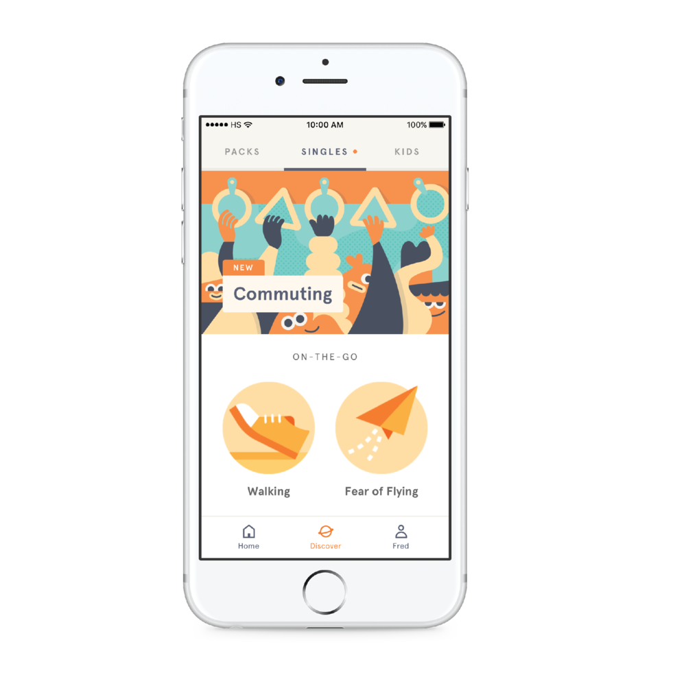 Headspace Meditation App Subscription - $12.99 - $167.67 on HeadspaceI use this app every night to help put me to sleep. In my opinion, it's hands down the best meditation app out there. From students, to kids, to people dealing with health concerns, anxiety and stress, this app has something for everyone. It's entertaining, simple and calming with a fresh modern take on mindfulness.