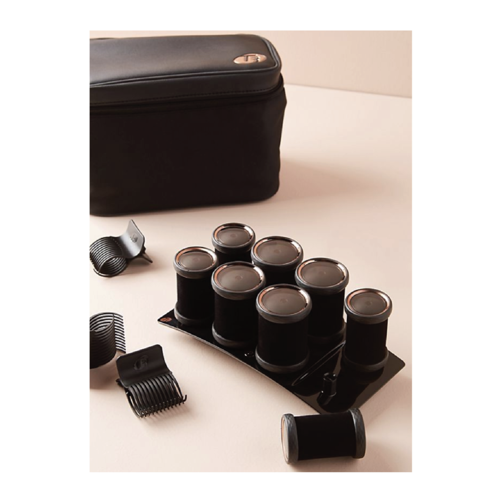 T3 Volumizing Luxe Hot Rollers - $119 at AnthropologieT3 makes some of the most high-performing hair tools. This hot roller set is the perfect way to upgrade.