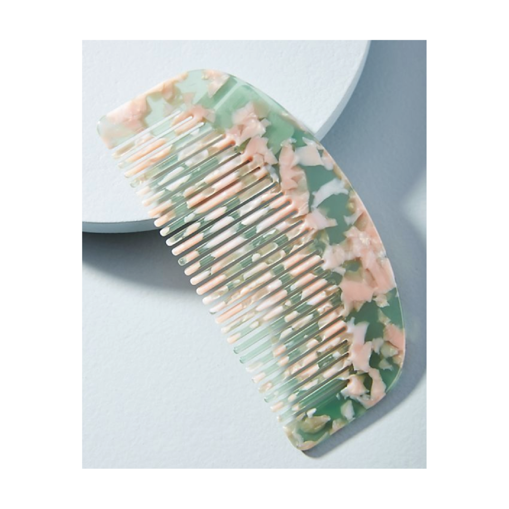 Mini Tortoiseshell Comb - On sale for $14.40 at AnthropologieIt's mini and it's adorable, need I say more?