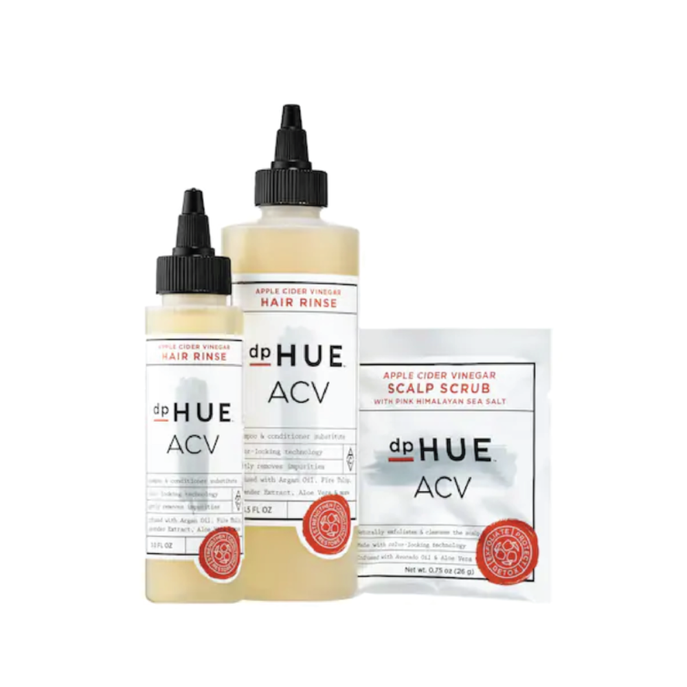 dpHUE Apple Cider Vinegar Hair Rinse Bundle - $35 at SephoraI love this set because it's the perfect unisex gift. Great for secret Santa at work or for introducing someone to something new!