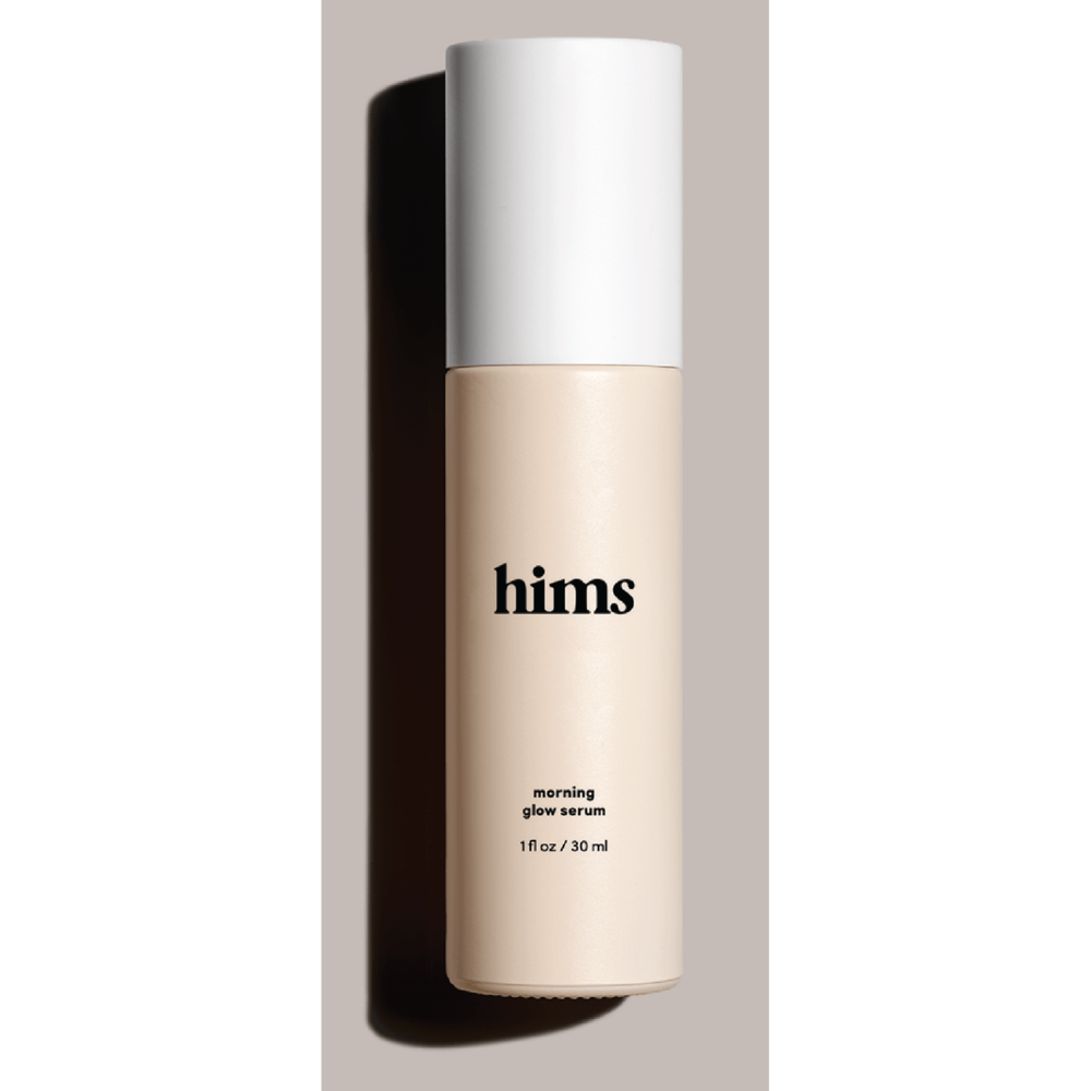 hims Morning Glow Vitamin C Serum - $33 at himsYour skin honestly doesn't know what it's missing until you add in some vitamin C. It helps to balance out your skin and keep things bright and glowing.