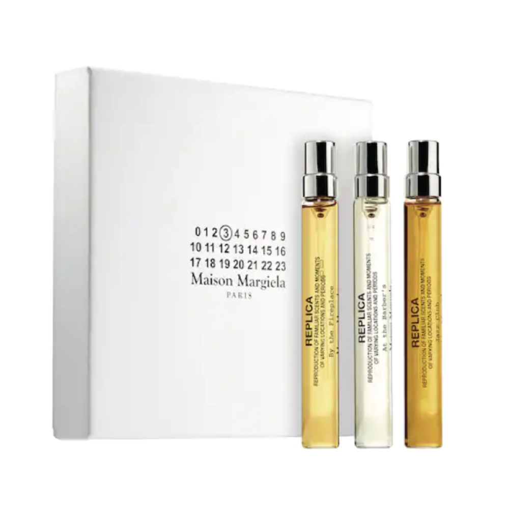 Maison Margiela Replica Discovery Set for Night - $65 at SephoraReplica is one of my all time favorite fragrance lines. They take you back to times and places with an insane accuracy and are artfully beautiful. Jazz Club and By the Fireplace are two of my favorite fragrances from them and both are included in this set.