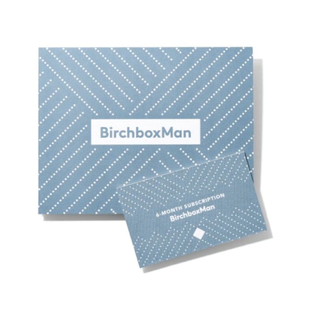 Birchbox Grooming Gift Subscription - $30 - $110 at Birchbox ManI recently treated Chris to a subscription set from Birchbox and he absolutely loved it. It's a box that comes with several travel and full-sized products, great for someone who wants to try something new without the commitment.