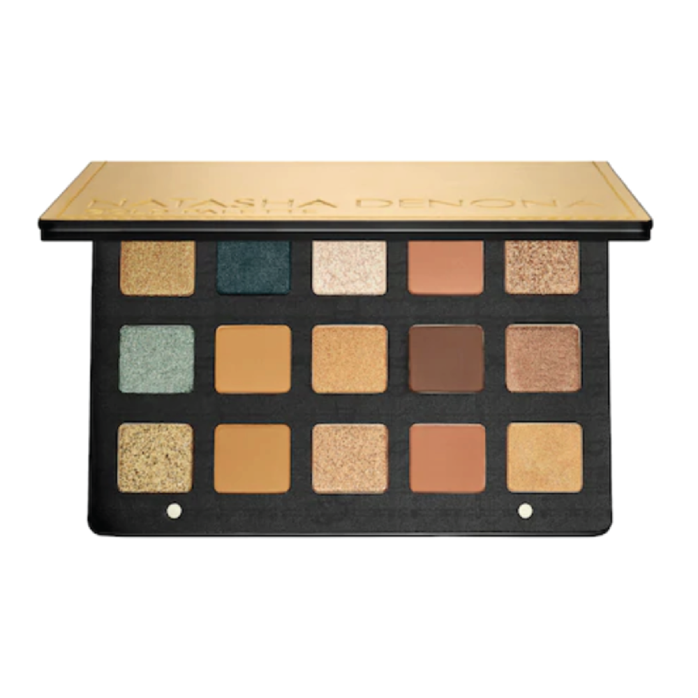 Natasha Denona Gold Eyeshadow Palette - $129 at SephoraNatasha Denona has made a huge name for itself the last few years as having some of the most amazing palettes. This one boasts year round colors with incredible pigment.