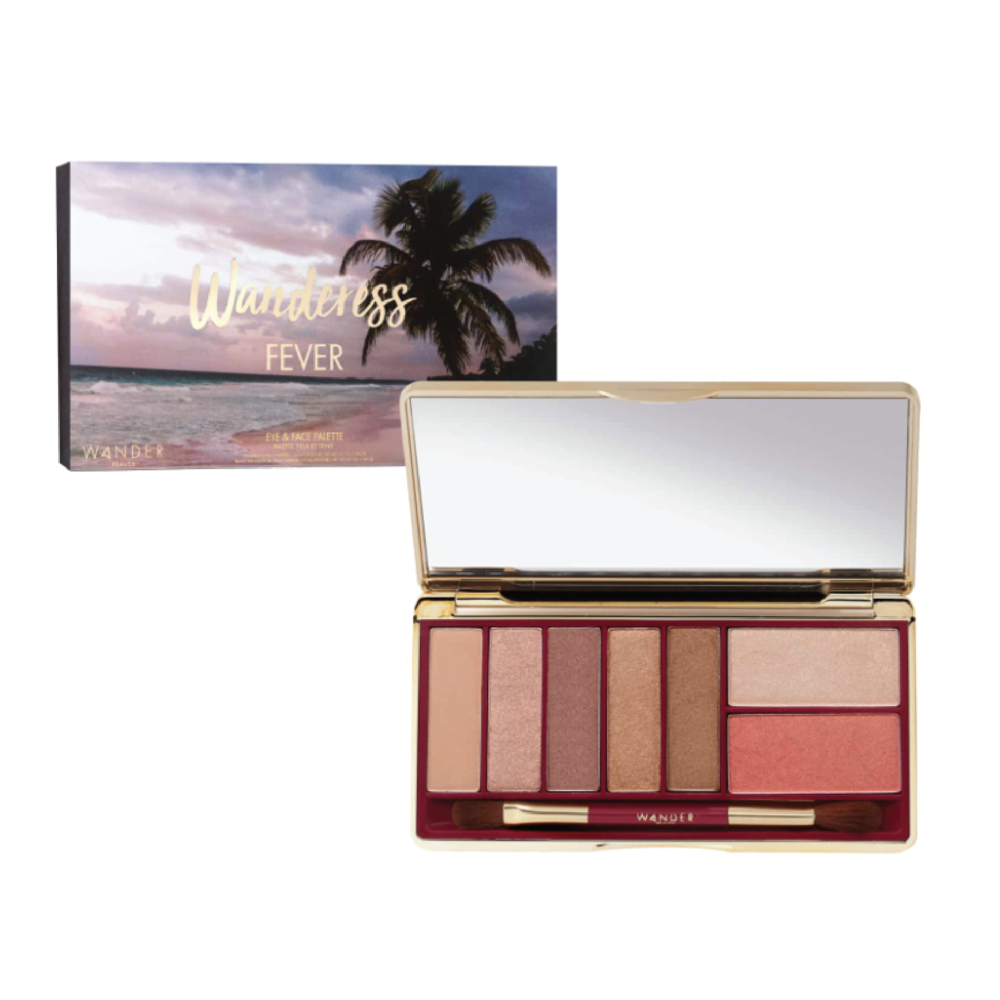 Wander Beauty Wanderess Fever Palette - $36 at NordstromAt $36, this is a fairly cheap eyeshadow and cheek palette that gives a great glow heading into spring and summer.