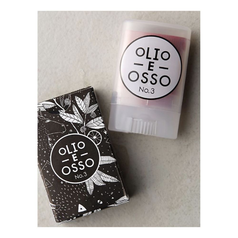 Olio E Osso Balm - $28 at AnthropologieAnother multipurpose product, these sticks last forever and give the prettiest flush of color to lips and cheeks.