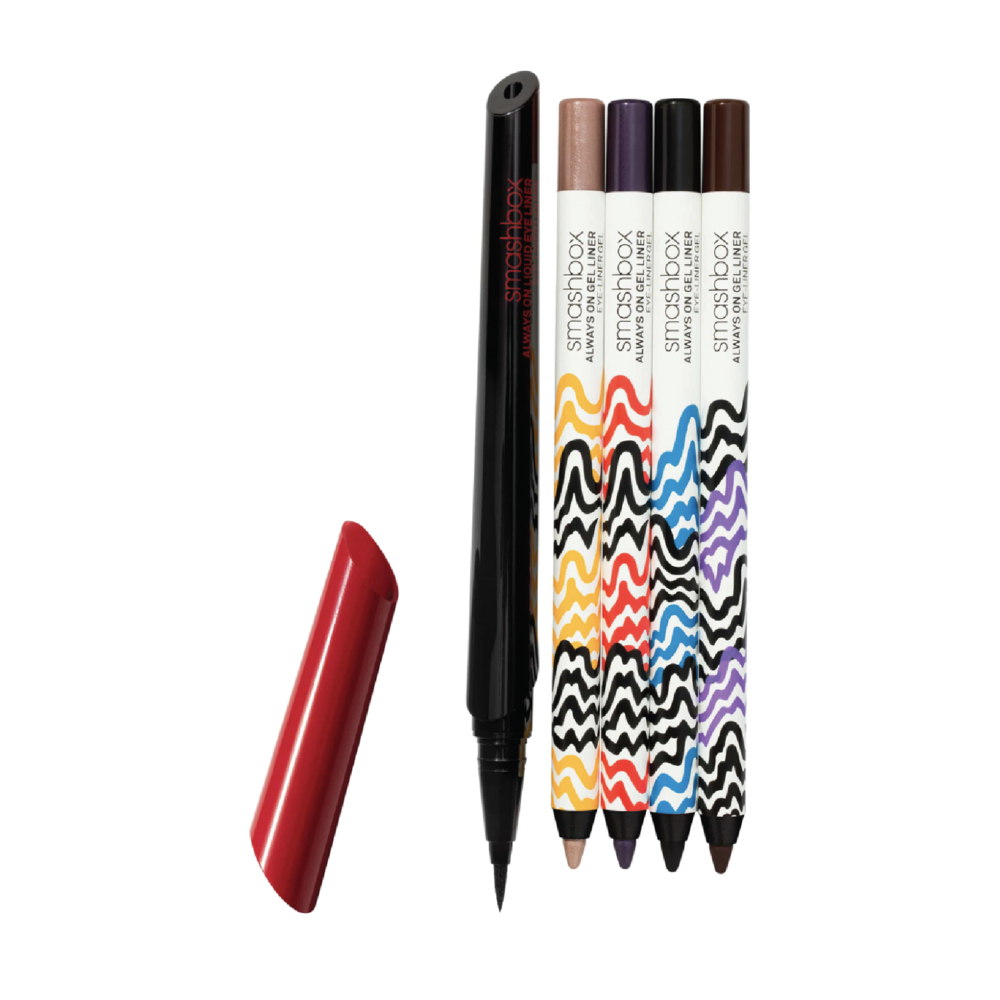 Smashbox Always On Eyeliner Set - $27.30 at NordstromSmashbox makes amazing products that don't wear off or smudge throughout the day. This set includes several versatile eyeliner shades.