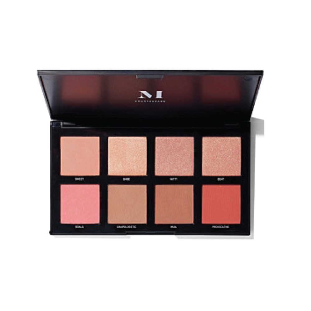 Morphe 8W Warm Master Blush Palette - $20 at UltaMorphe makes some of the most affordable and high quality makeup products, and this cheek palette is perfect for those with warm or neutral skin tones.