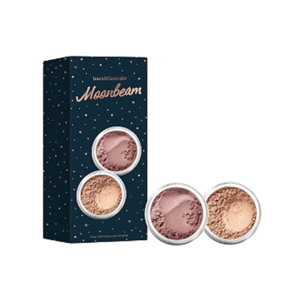BareMinerals Moonbeam Full-Size Highlighter Duo - $12 at UltaThis mauve glow duo is perfect for any skin tone, and at $12 for two full-size products it's a total steal.