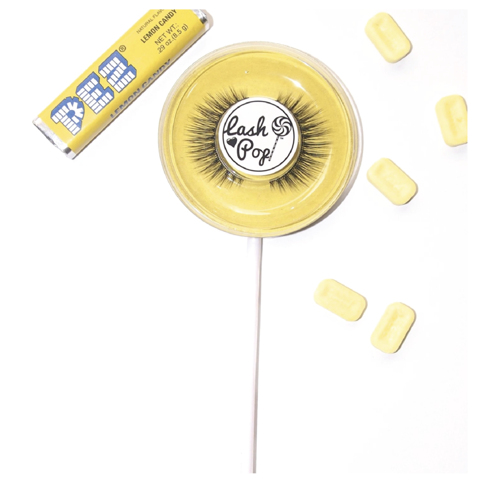 Lash Pop Lashes - $7.99 at Lash Pop LashesHonestly not sure if I can think of a cuter stocking stuffer.