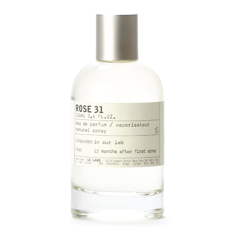 Le Labo Rose 31 Eau de Parfum - $270 at NordstromLe Labo makes some of the most beautiful unique scents, and their Rose 31 is a constant best seller.