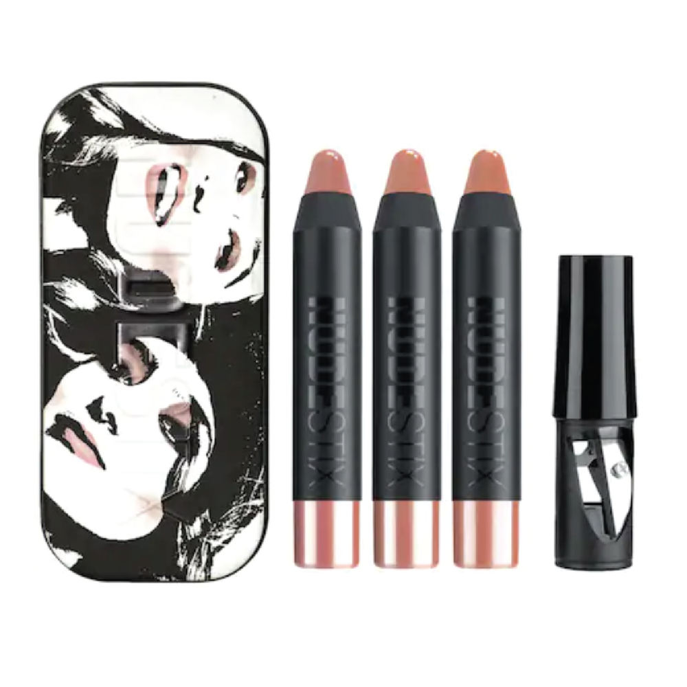 Nudestix Nude Gloss Balm Founder Set - $24 at NudestixAs someone who is NOT a gloss person these non-sticky balms sound like the perfect alternative.