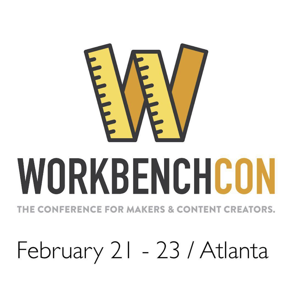 WorkBenchcon 2018 - The first annual WorkBenchCon in Atlanta, GA in 2018 was a complete and utter blast. I got to meet and learn from so many top YouTube Makers.