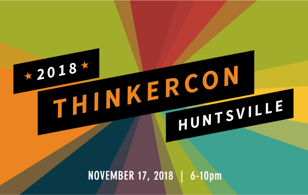ThinkerCon 2018 - ThinkerCon was a fantastic experience full of wonderful Content Creators to learn from and have fun with!