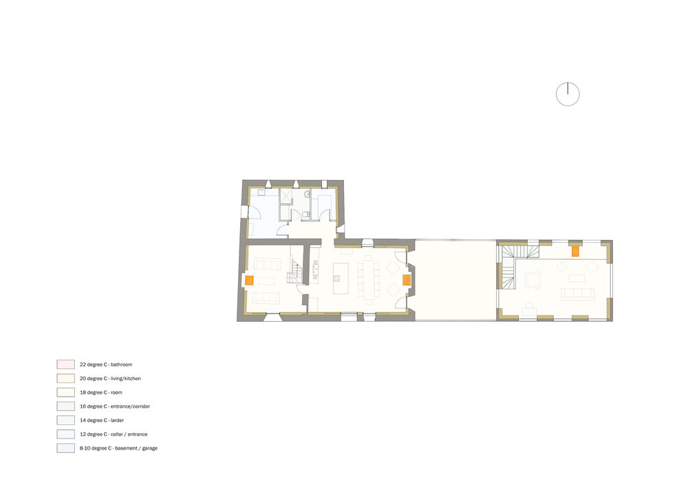 Ground floor environmental plan