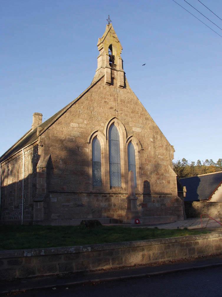Existing church