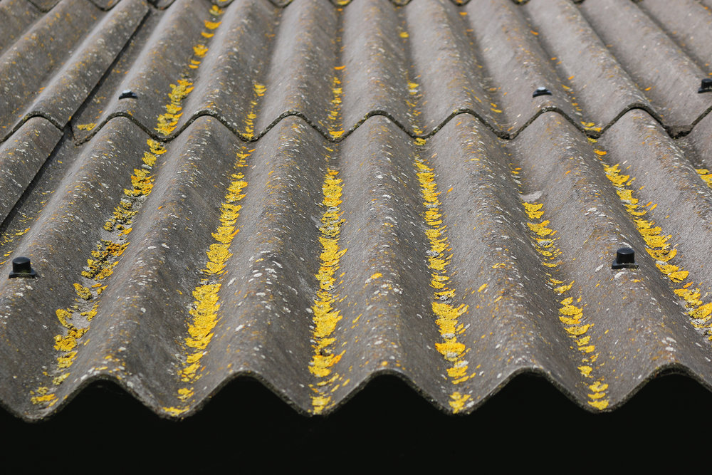 Roof after 6 years