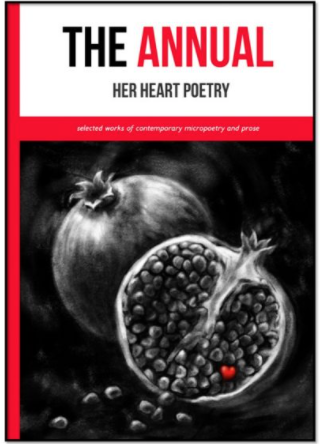 The Annual 2017 - Two of R.R. Noall's poems were published in Her Heart Poetry's annual publication.You can find Sailor and Hands in this publication.