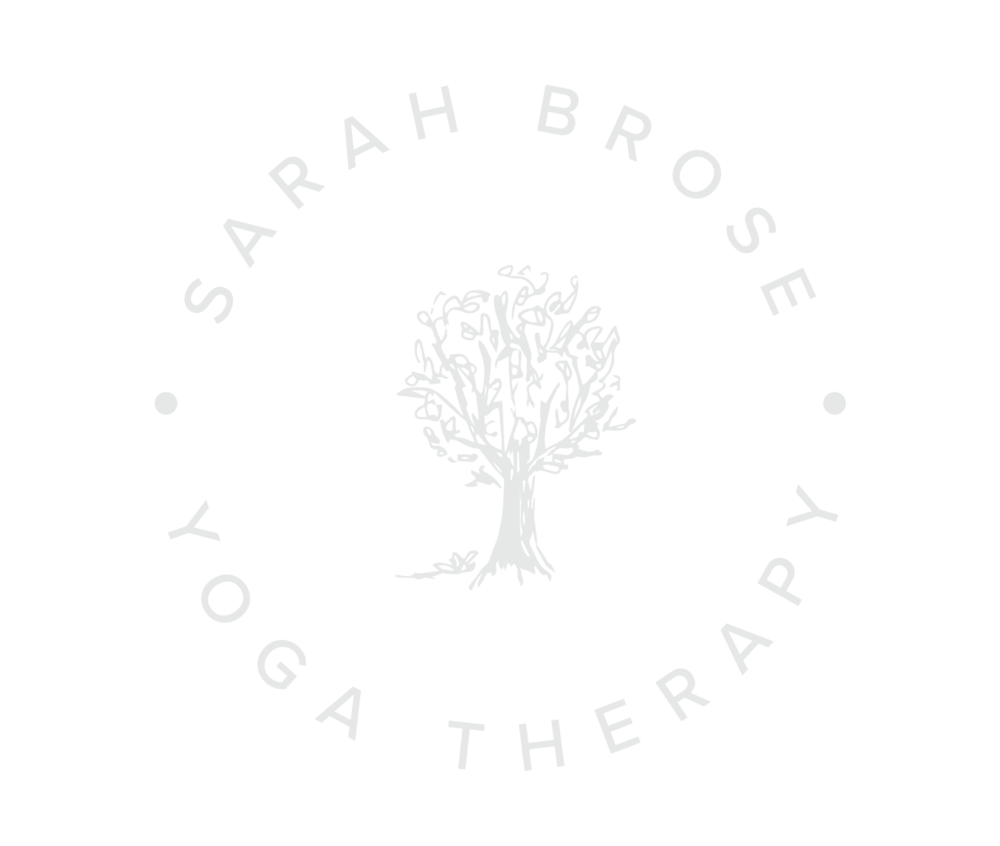 sarah brose yoga therapy