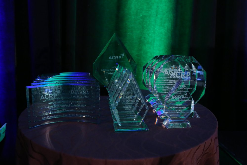 ACRP Awards & Recognition Ceremony recognized excellence in clinical research at the Omni Nashville on Friday, April 12