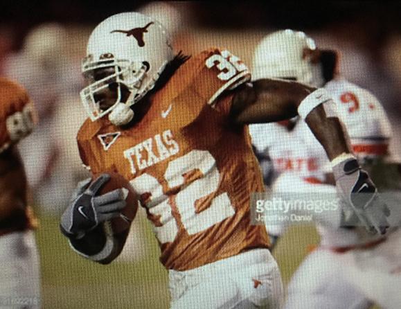The University of Texas Longhons