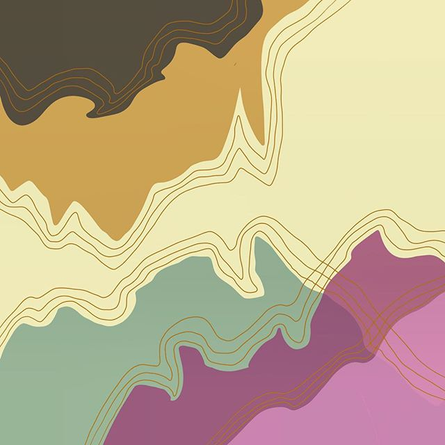 Continents? Coastlines? Abstract composition #3 background for website and some pretty little product labels continued... . . . #branddesign #illustration #handdrawn #abstractart #geometricart #logodesigner #creative #graphicdesign #modernart #patterns #illustration #illustrator #fwportfolio #branddesign #branddesigner #dscolor #whitespacewinter #atlanta #atlantagraphicdesigner #design #creativeladydirectory #freelance #freelancelife
