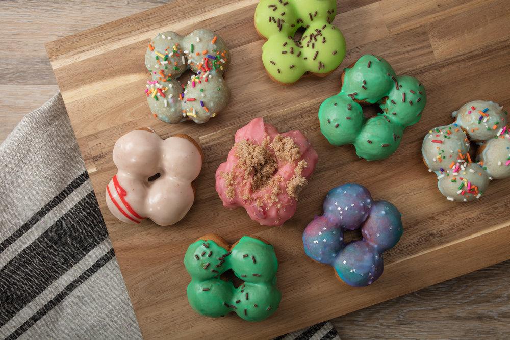 Bubble Donuts - Donut Republic