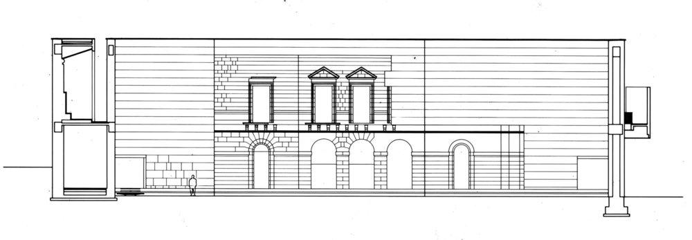(20) Reconstruction of Palazzo di Lorenzo in Gibellina Nuova, Francesco Venezia, 1968