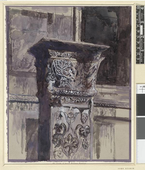 John Ruskin: On Restoration   An extract from  The Seven Lamps of Architecture  by John Ruskin.