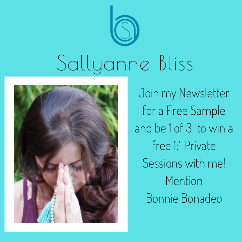 Join my Newsletter for a Free Sample and be 1 of 3 to win a free 1_1 Private Sessions with me! Mention Bonnie Bonadeo.png