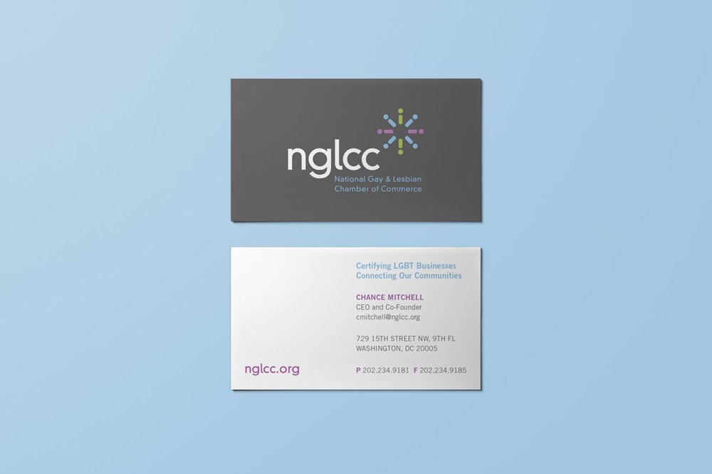 NATIONAL GAY & LESBIAN CHAMBER OF COMMERCE:  Rebrand