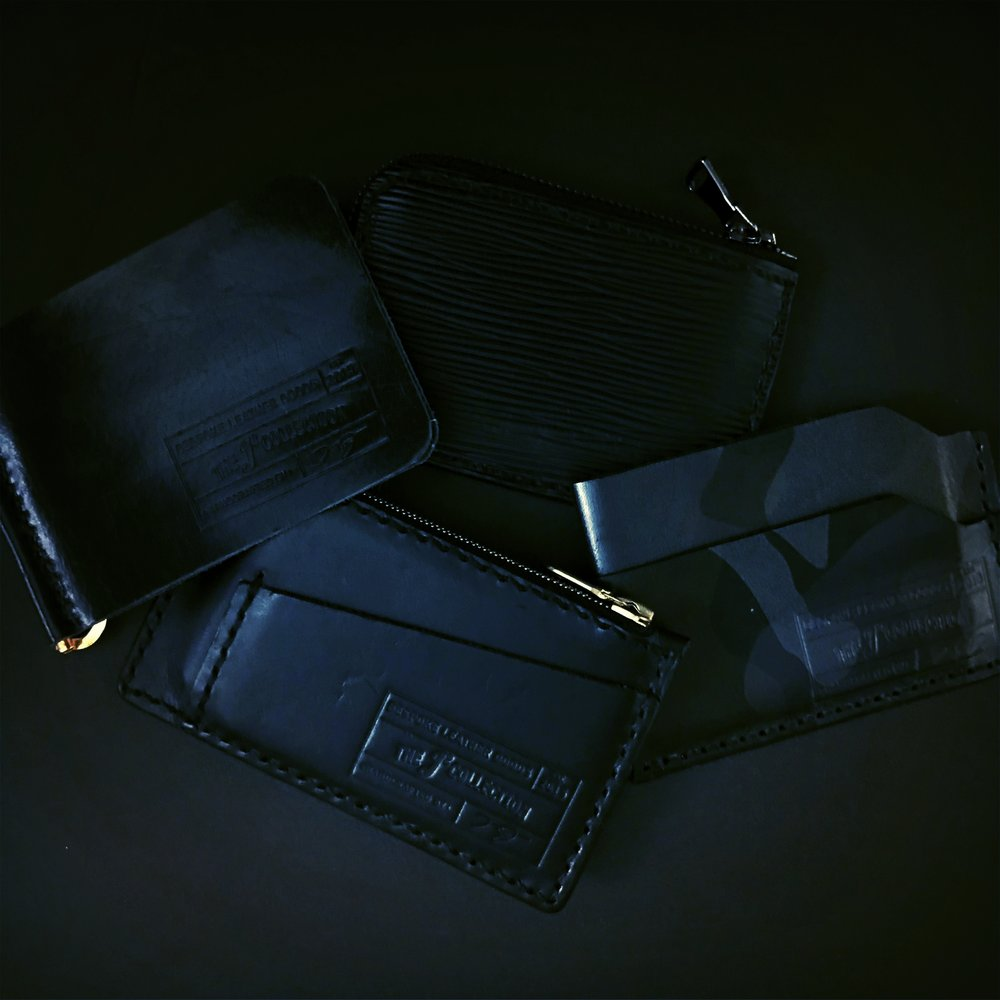 Wallets - Shop our hand-crafted wallets made from the best leathers around.