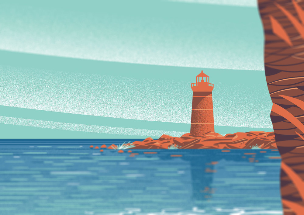 Jaws Lighthouse