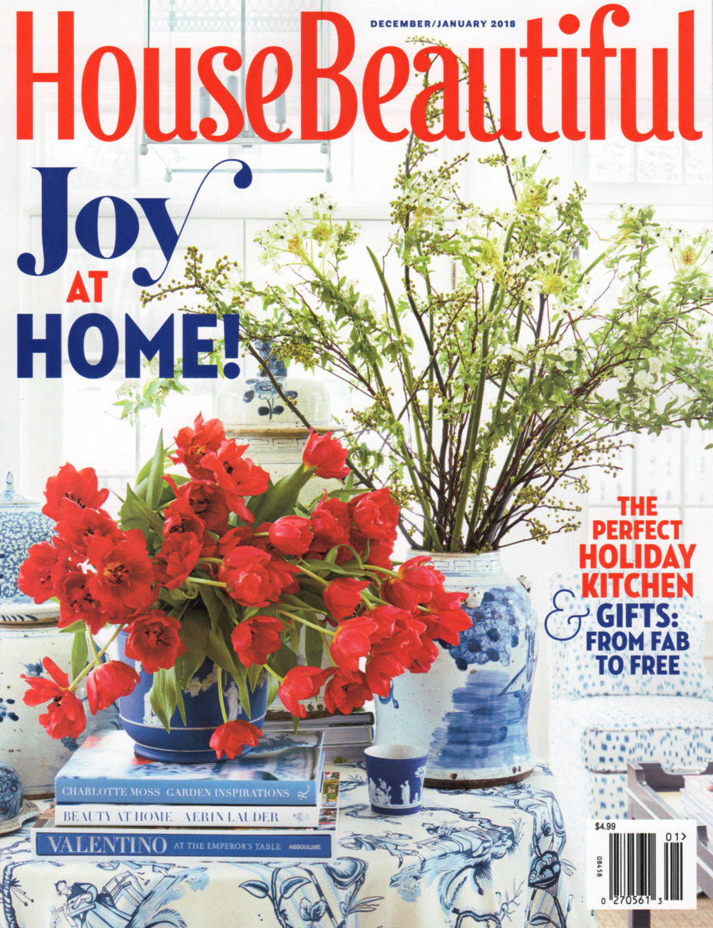 Catherine Brown Paterson - House Beautiful December 2017