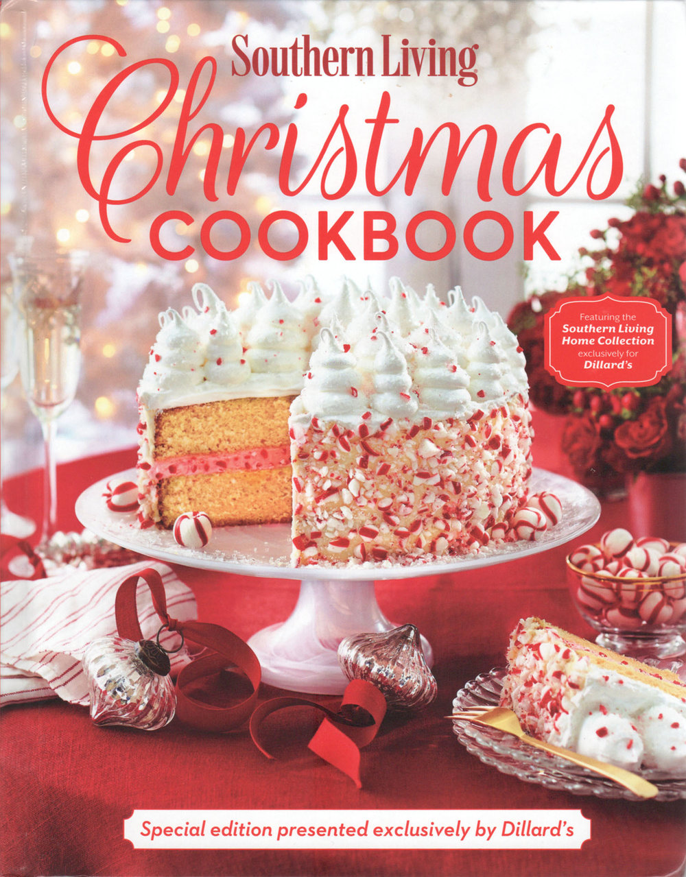 Catherine Brown Paterson - Southern Living Christmas Cookbook 2017