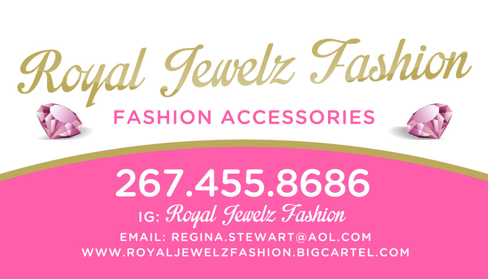Business cards realgrfx royal jewelz bcg reheart Choice Image