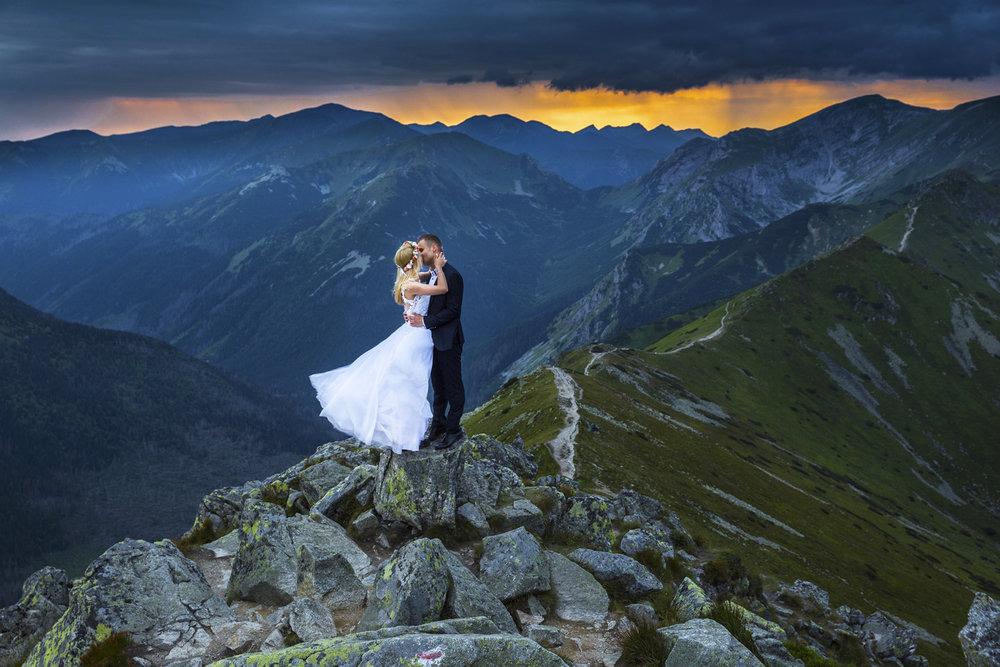 Zdjęcia ślubne -