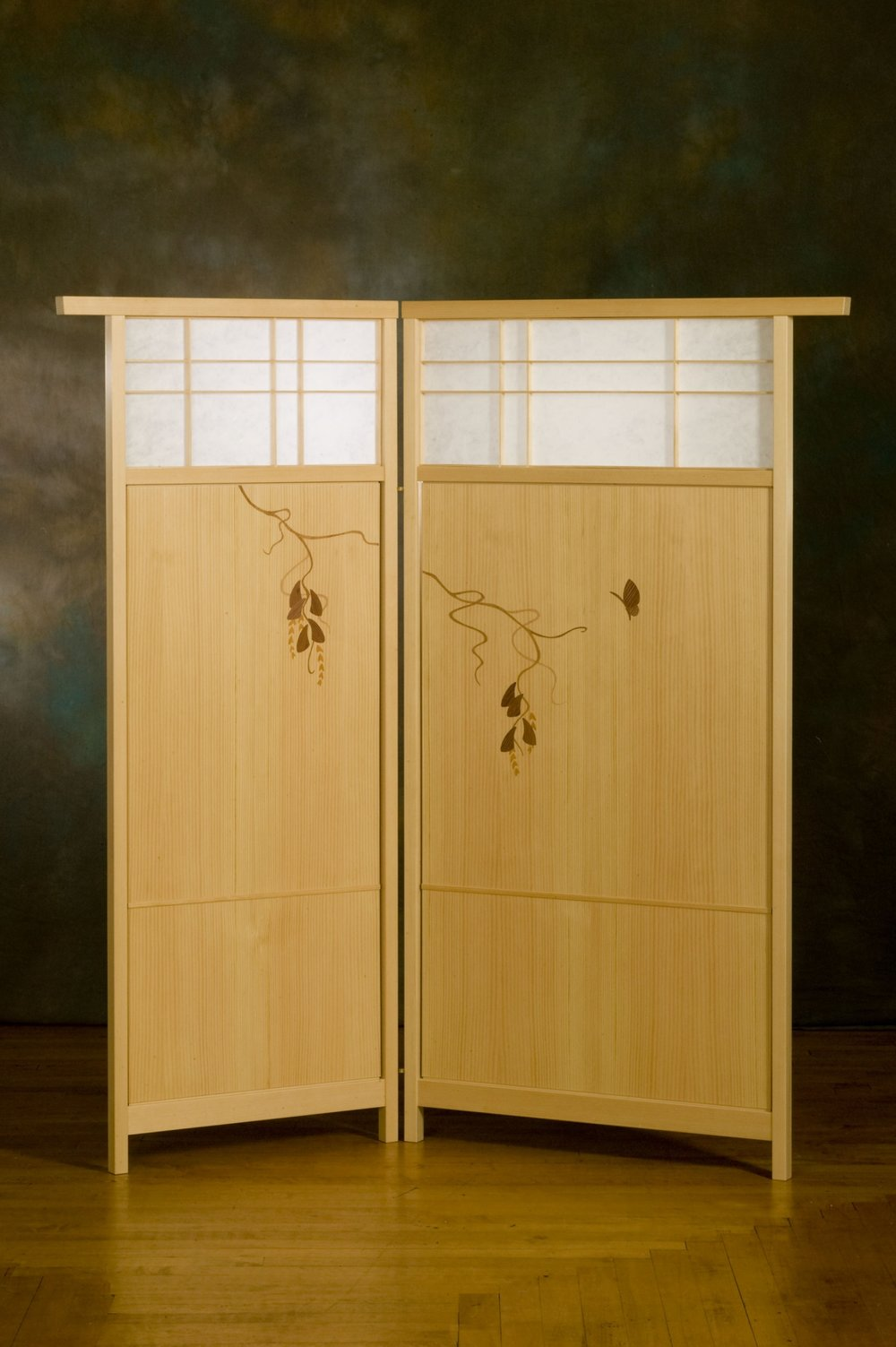 Shunmin - folding screen