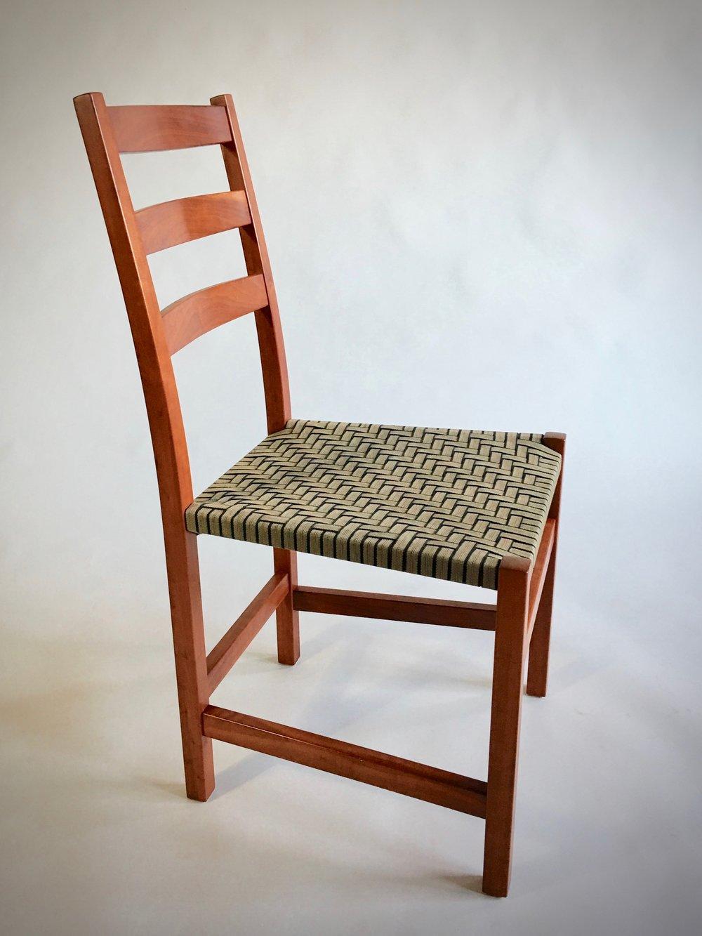 Awesome Beginner 3   Ladderback Chair