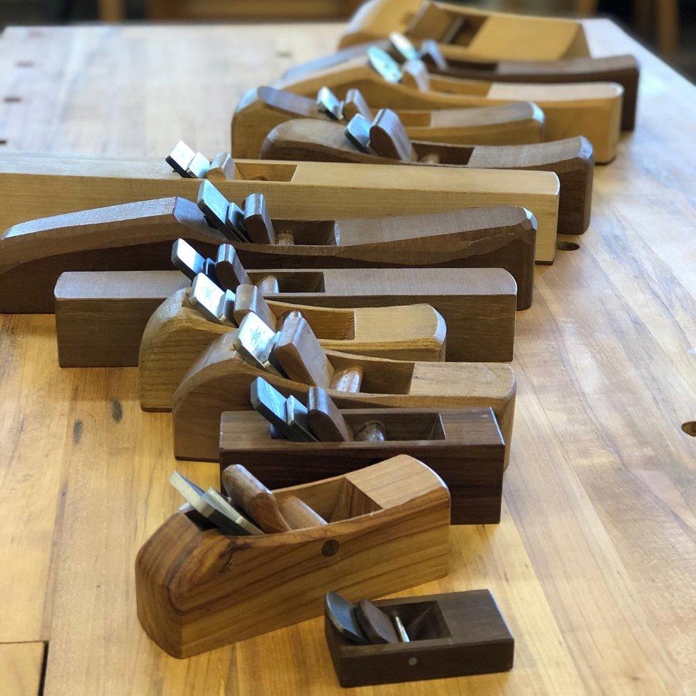 Making And Using Krenov Style Wooden Planes Philadelphia