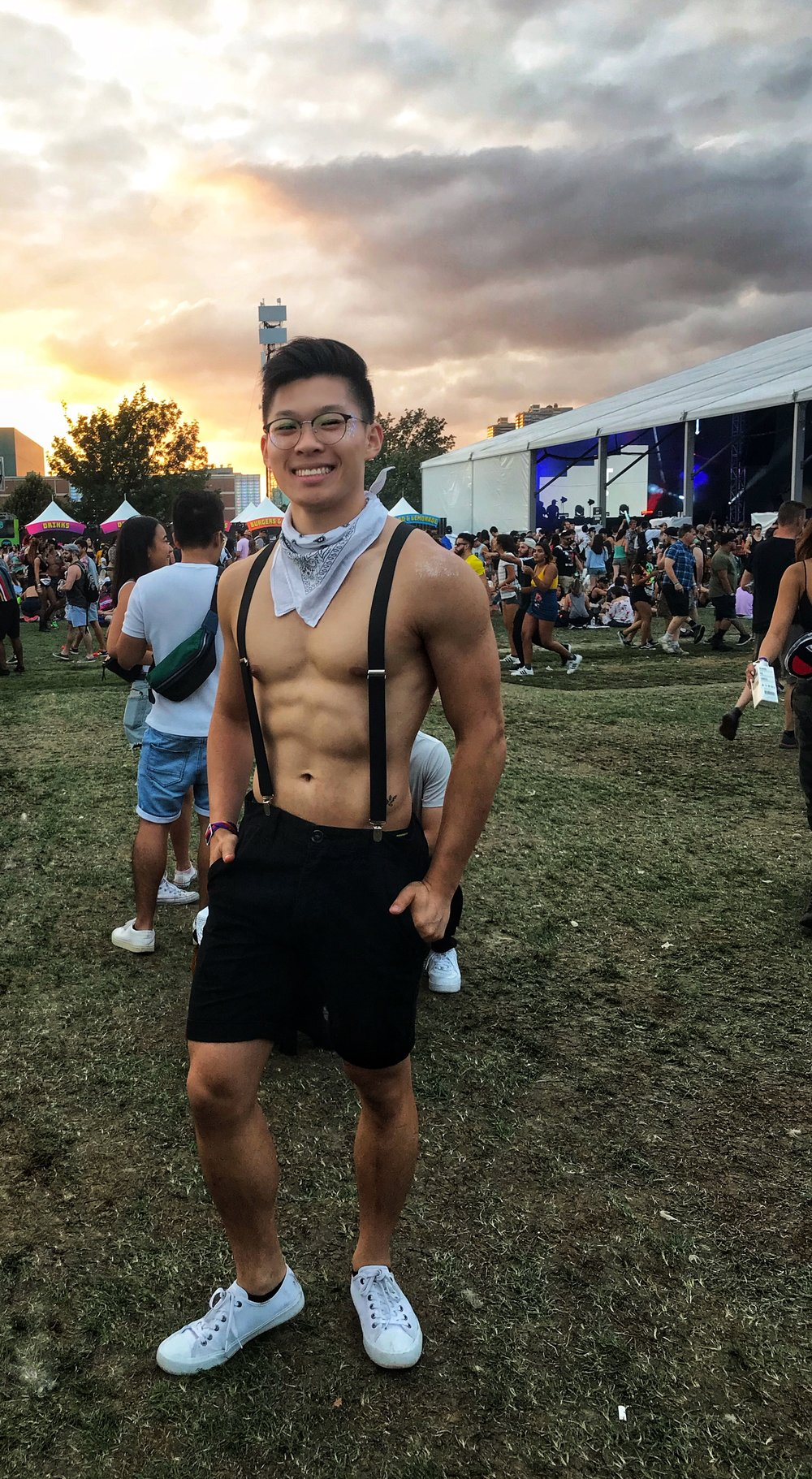 Electric Zoo 2018 Outfit