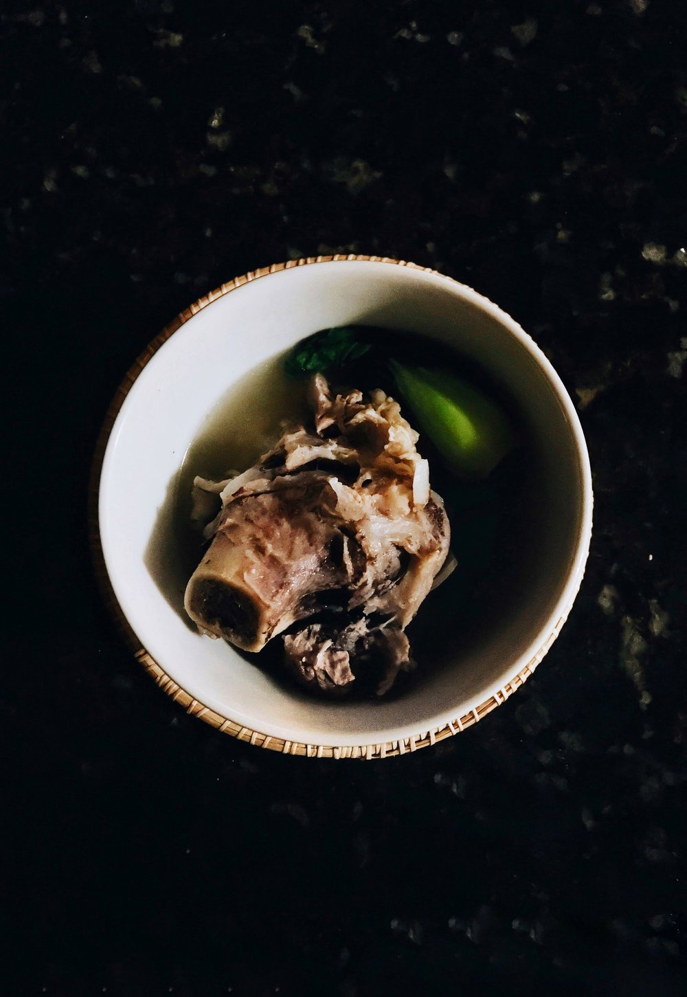 Classic Chinese Pork Bone Broth