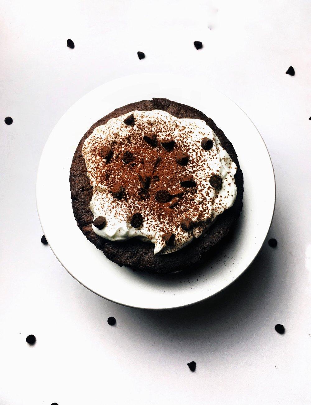 Flourless Almond & Chocolate Torte - Brad & Butter | Mar 4, 2019